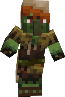 better mob animations zomebie village 1