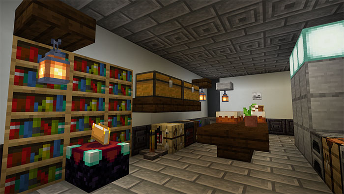 overlord great tomb of nazarick map minecraft pe 3