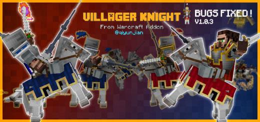 villager knight addon addons minecraft 6