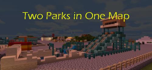 Thorpe Park and Legoland Map