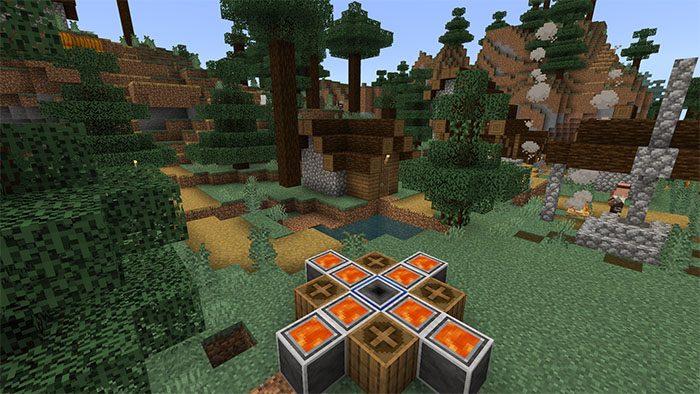 Hog's Power Addons Minecraft