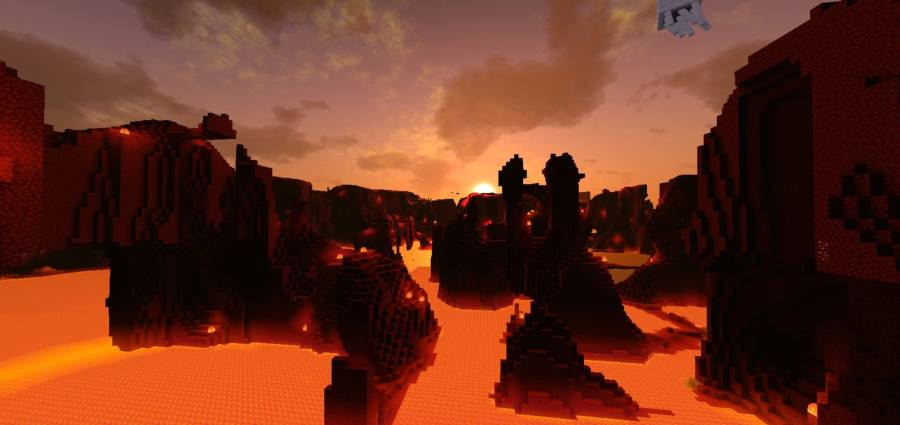 Nether in the Overworld