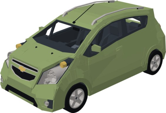 cybox-one-vehicles-collection