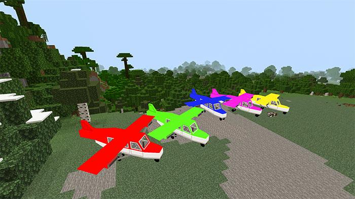 plane-addon