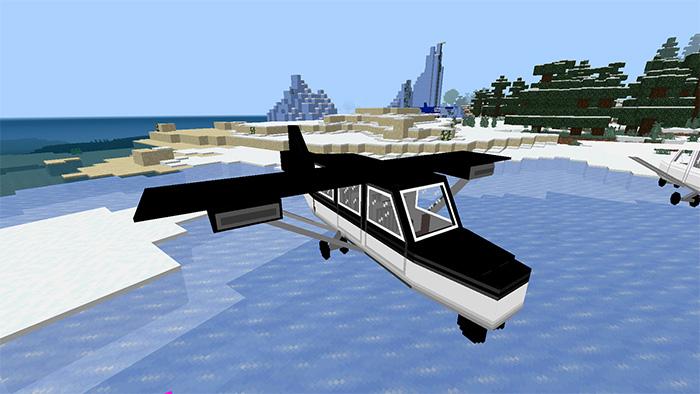 Plane addon