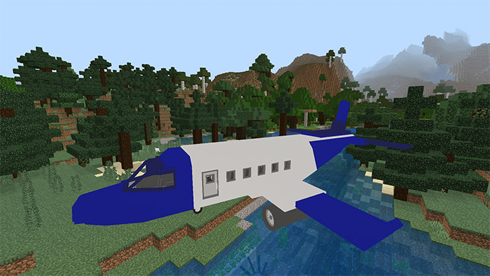 Commercial Airliner/airplane-addon