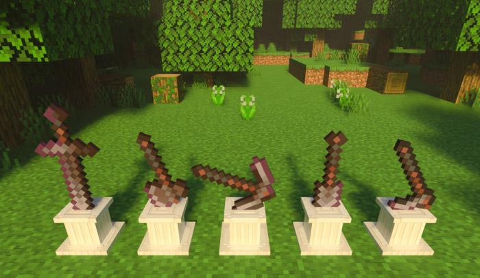 Weapon Pedestal Remastered Addon