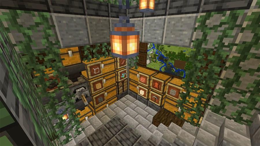 Legit Survival: Spooky Mansion
