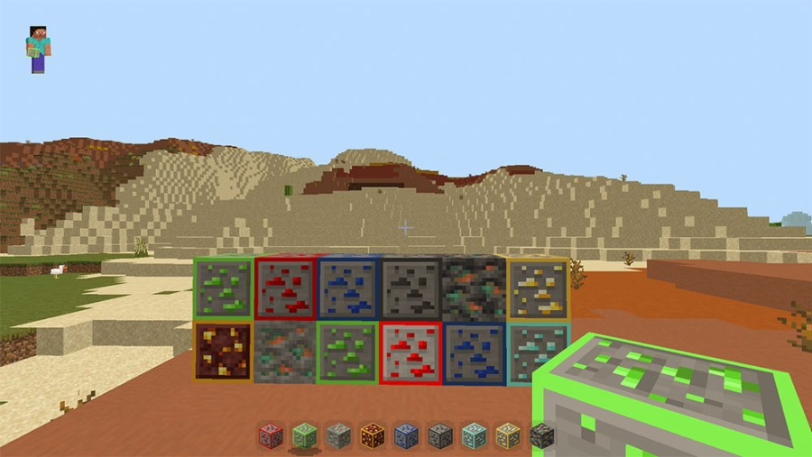 Groovy texture pack